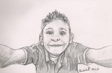 Look At Me by SchoolSpirit