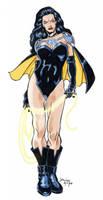 Superwoman by Superheroics