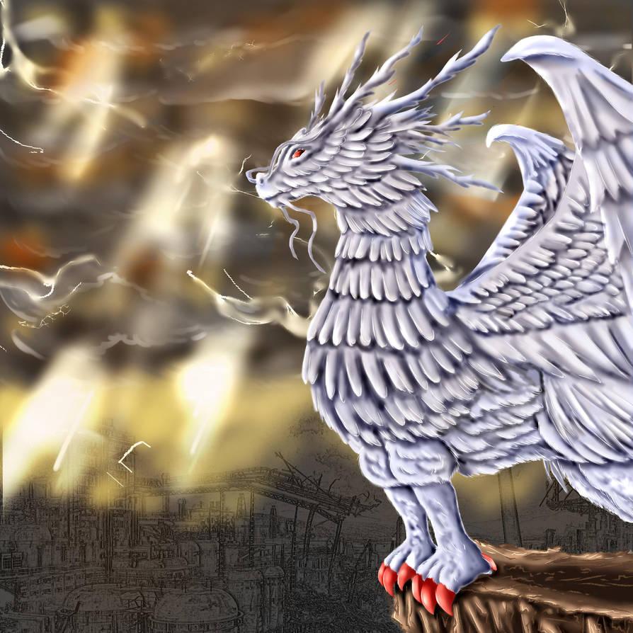 Focus] YGO Custom Cards (3)- Dawn of Judgment Day by BeckyVida
