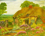 Aunt Godden by FaerieFaith