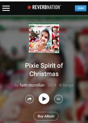 Pixie Spirit of Christmas Album by FaerieFaith