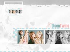 Olsen Twins Collage by xVanillaSky