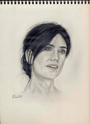 Jennifer Connelly by DaniellyDan1