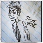 A Jimmy doodle by cubedpork