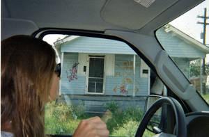 Ninth Ward through the van by macbeth3377