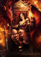 dragora by chuyDeleon