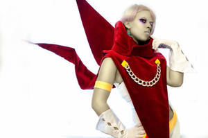 Demon Lord Ghirahim by ItachixKisame