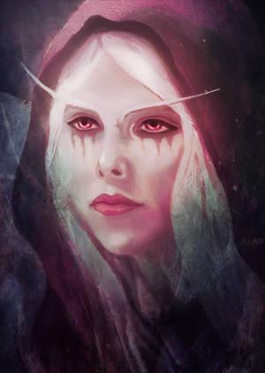 Banshee Queen by eluari
