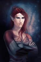 Frey Mahariel by eluari