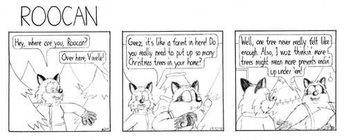 Roocan Strip 254 by BruBadger