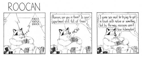 Roocan Strip 256 by BruBadger
