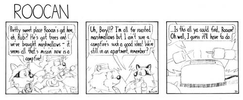 Roocan Strip 258 by BruBadger