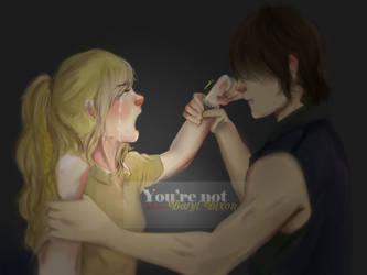 Shit, Daryl, you're not alone. by o0-Hanaya-0o