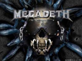 Megadeth - Vic Virus! by Alexklan