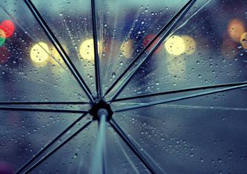 Under my Umbrella by uploathe