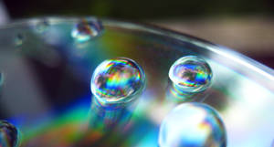Rainbow Reflections by Oogeepatogoa