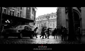 ' Rain by xhukIe