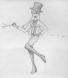 Magician Girl by TyZhunter