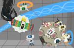 SCIENCE RAINBOW! by 3D-Panda
