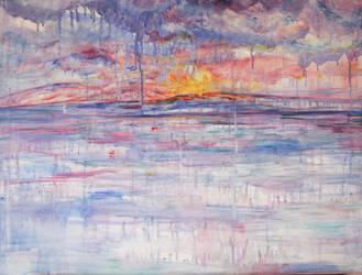 Sun Sets by nightandrei