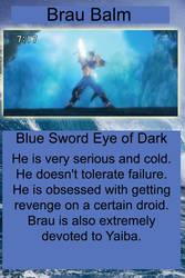 Brau Card by animemaster9009