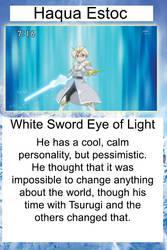 Haqua card by animemaster9009