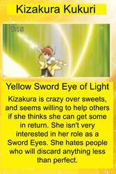 Kizakura Card by animemaster9009