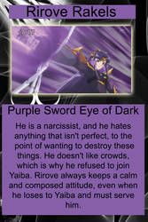Rirove card by animemaster9009
