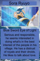 Sora Card by animemaster9009