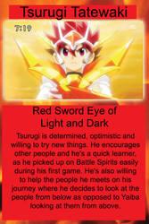 Tsurugi Card by animemaster9009