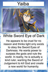 Yaiba Card by animemaster9009