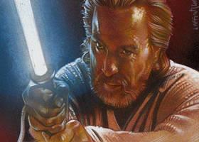 Jedi Master by JeffLafferty