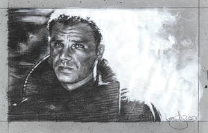 Blade Runner by JeffLafferty