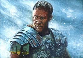 Maximus Decimus Meridius by JeffLafferty