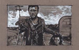 Road Warrior by JeffLafferty