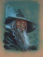 Gandalf by JeffLafferty