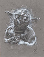 Yoda by JeffLafferty