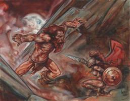Barbarian! by JeffLafferty