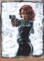 Black Widow by JeffLafferty