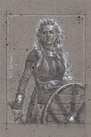 Lagertha / Vikings by JeffLafferty