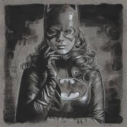 Batgirl by JeffLafferty