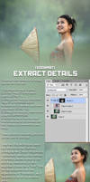 TUTORIAL How to extract more details by IvaanMR11 by IvaanMR11