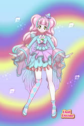 Cure Bubble (CURE SONA( by macattackforever