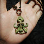 Cthulhu H.P. Lovecraft by Orestes8