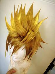 Roxas Styled wig by maggifan