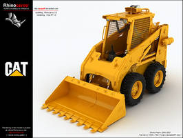 CAT-CAD 01.07 by popoff