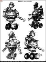 robobastard by popoff