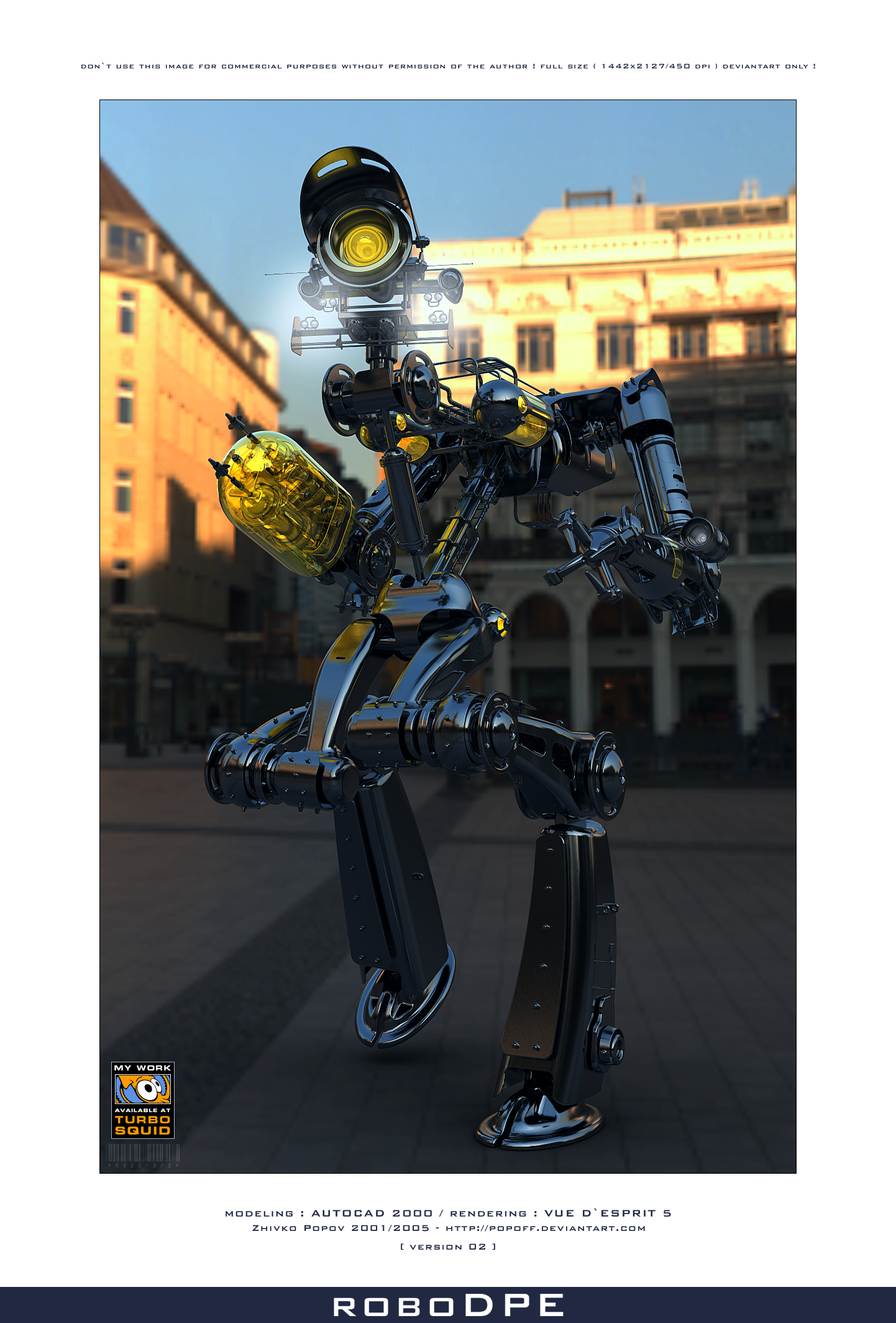 roboDPE 06 - Vue 02 by popoff