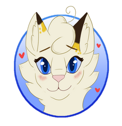 Icon Commission for Cedar by MossclawArt