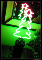 Christmas Tree by MedNez